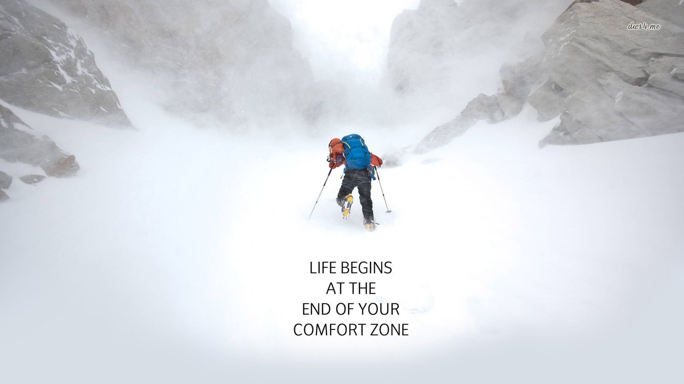 Expand Your Anxiety-based Comfort Zone - Carl Vernon