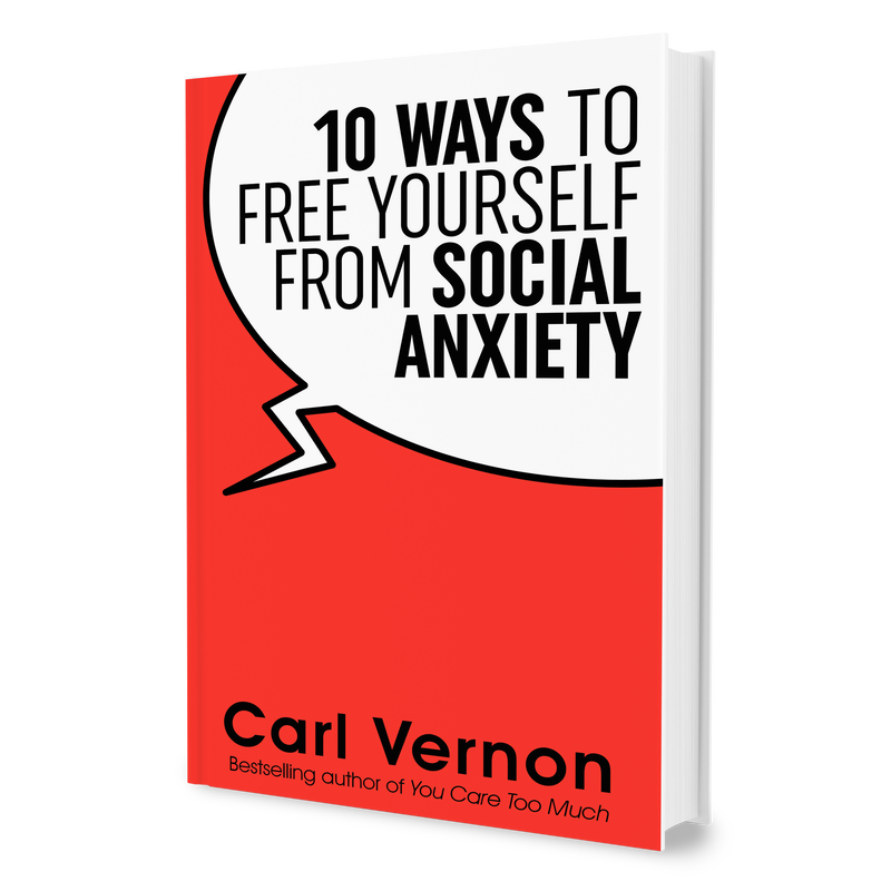 Socially Anxious by Carl Vernon