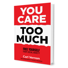 You Care Too Much by Carl Vernon