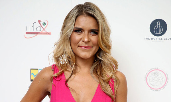 Gemma Oaten coached by Carl Vernon