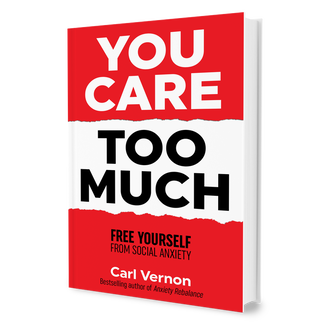 You Care Too Much - Carl Vernon